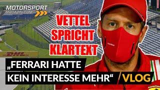 Vettel verrät: Von Ferrari vor die Tür gesetzt!