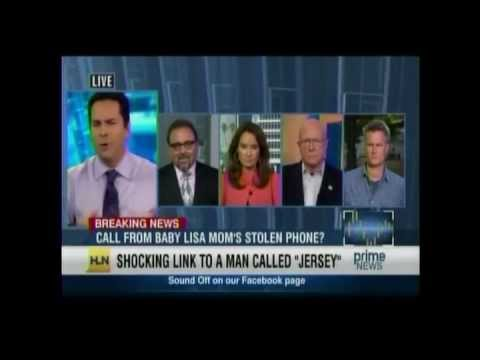DWANE CATES ON HLN<br /> discussing Baby Lisa