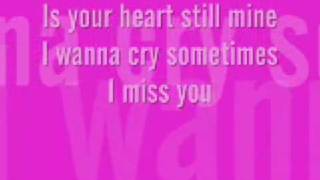 Aaliyah- I Miss You w/ lyrics