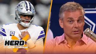 Mike McCarthy doesn't need Dak Prescott — Colin Cowherd | NFL | THE HERD