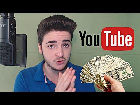 YouTube'dan Nasıl/Ne Kadar Para Kazanılır | Kaç İzlenmeye Kaç Para Gelir?
