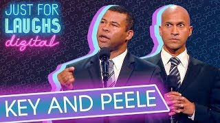 Key and Peele Stand Up - 2012