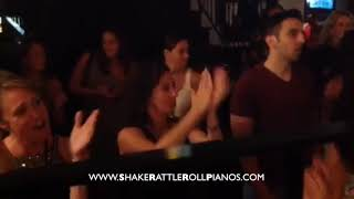 Shake Rattle & Roll Dueling Pianos - Video of the Week - Country Roads!