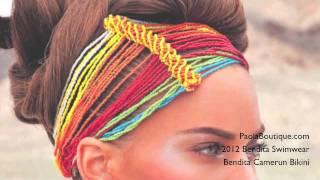 Bendito Camerun Bikini - 2012 Agua Bendita Swimwear  Paola Boutique