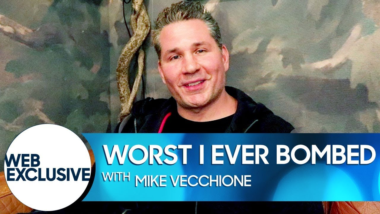 Worst I Ever Bombed: Mike Vecchione thumbnail