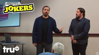 Impractical Jokers - Q and Prince Herb Share Money Hacks (Clip) | truTV