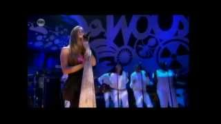 Joss Stone - Free Me (Live) + interview