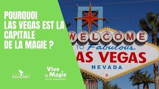 Vignette de Mais pourquoi autant de spectacles magiques à Las Vegas ?