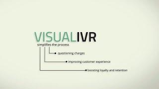 Visual IVR for Telecom Billing Disputes