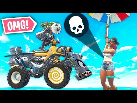 *LUCKIEST* QUADCRASHER KILL EVER! | Fortnite Best Moments #67 (Fortnite Funny Fails & WTF Moments)