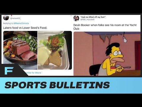 """NBA Twitter ROASTS Details About NBA Bubble At Disneyworld & New """"SNITCH"""" Hotline"""