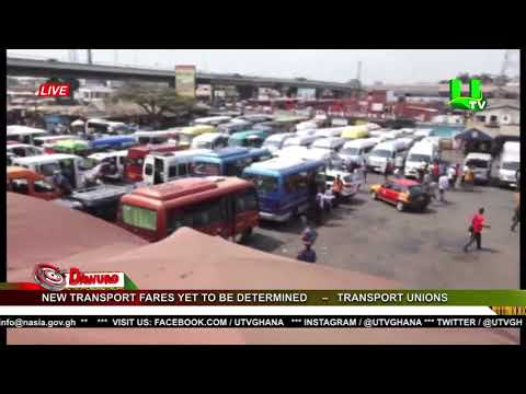 New transport fares yet to be determined – Transport Unions