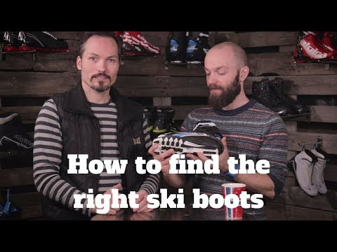 Cross Country Ski Boots – How to find the right ski boots | SkatePro.com