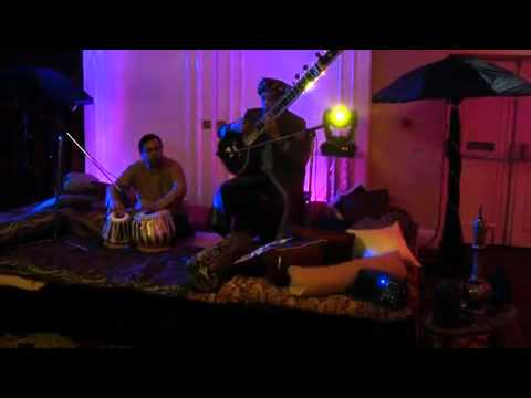 Sitar and Tabla Performers Video