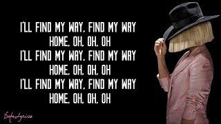 Sia - Never Give Up (Lyrics)