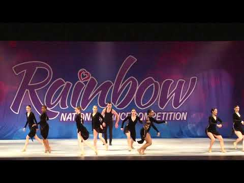 Best Jazz // FEELIN' GOOD - CUTTING EDGE DANCE CENTER [Redondo Beach, CA]