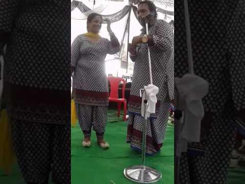 SABAR khan lovjot rani live show cont 9815180429