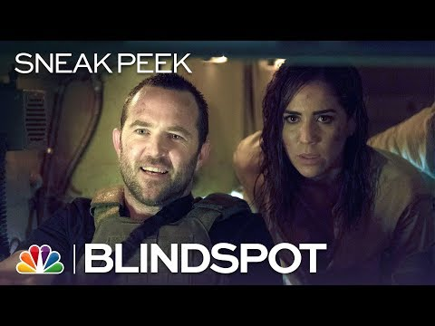 Blindspot Season 3 (Promo 'Goes Global')