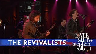 The Revivalists Perform