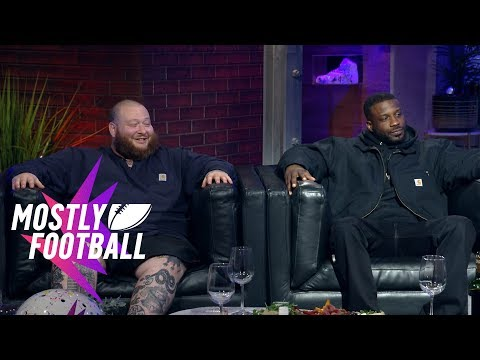 Action Bronson and Jay Rock Talk Football, Weed and Animal Fight Club   Mostly Football