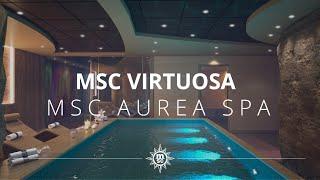 MSC Virtuosa: MSC Aurea Spa