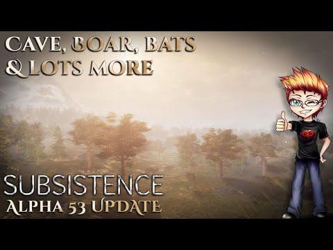 Subsistence - Alpha 53 UPDATE