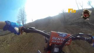 preview picture of video 'ECC-Schönau - MX-Enduro Training Ajka'