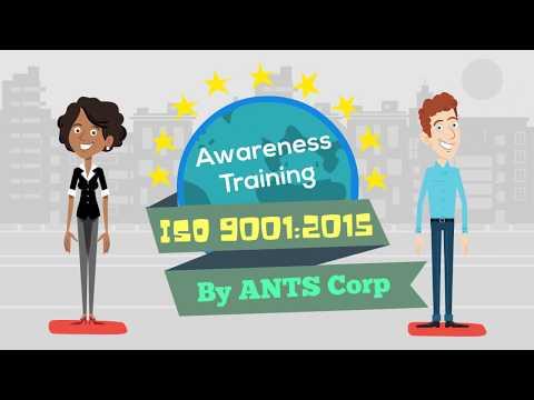 ISO 9001 2015 Awareness Training New version - YouTube