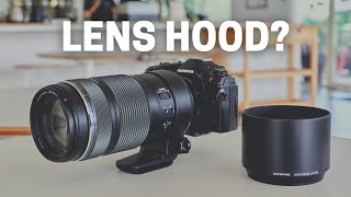 Is Lens Hood Really Necessary?