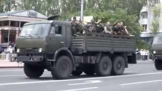 Спартанцам Новороссии посвящается! (Реп)