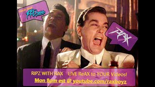 RIPZ With RAX - LIVE HANGOUT WITH NVS FPV