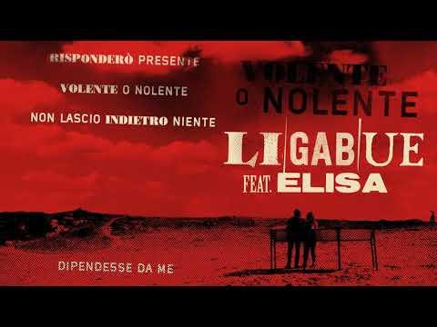 Significato della canzone Volente o nolente (feat. elisa) (official visual art video) di Luciano Ligabue
