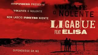 Ligabue - Volente o nolente (feat. Elisa) (Official Visual Art Video)