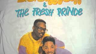 DJ Jazzy Jeff and The Fresh Prince Original Mid 80's Mixtape