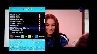 CANALE TV HELLAS SAT 2 (39*E)