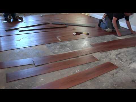 3 – Installation – Legacy Luxury Vinyl Tiles & Planks – Click flooring
