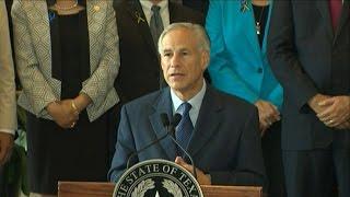 Dallas mayor and Texas governor address shooting