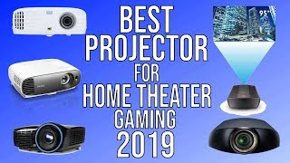 BEST PROJECTOR 2019 | TOP 10 BEST PROJECTORS 2019 | HOME THEATER | GAMING