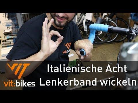 Lenkerband richtig wickeln! - vit:bikesTV 203