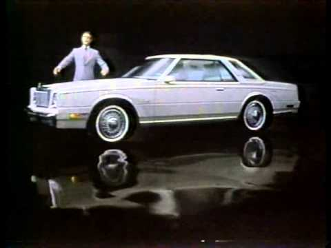Chrysler, and Chrysler Cordoba Commercial (1979) (Television Commercial)