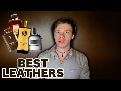 BEST LEATHER FRAGRANCES / COLOGNES
