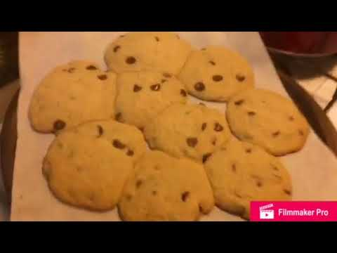 Betty Crocker gluten free chocolate chip cookie recipe!