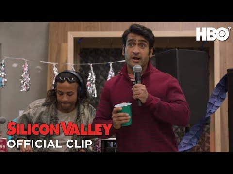 Silicon Valley: PiperNet Final Build Party (Season 6 Episode 7 Clip) | HBO