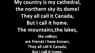 They All Call It Canada