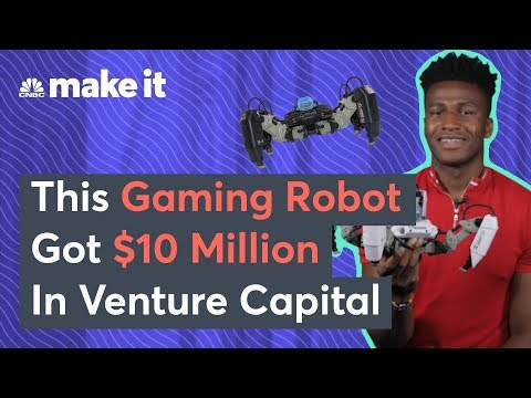 Inside The Gaming Robot Company Partnering With Apple And Amazon