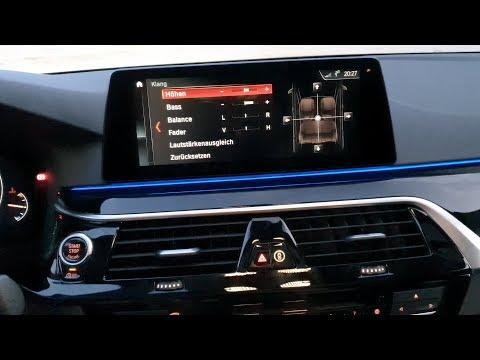 2019 BMW 5er Touring - HiFi-Lautsprechersystem