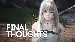 Black Desert Final Thoughts - 3 Months Later
