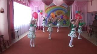 "Танец  ""Радуга желаний"""