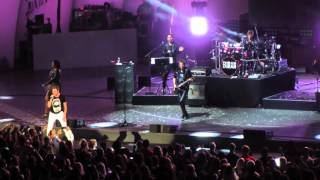 Duran Duran - White Lines - Live @ The Hollywood Bowl 10-1-15 in HD
