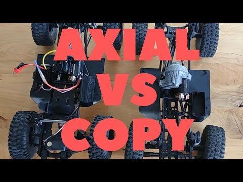 Axial vx Axial copy